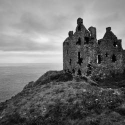 Dunskey Castle